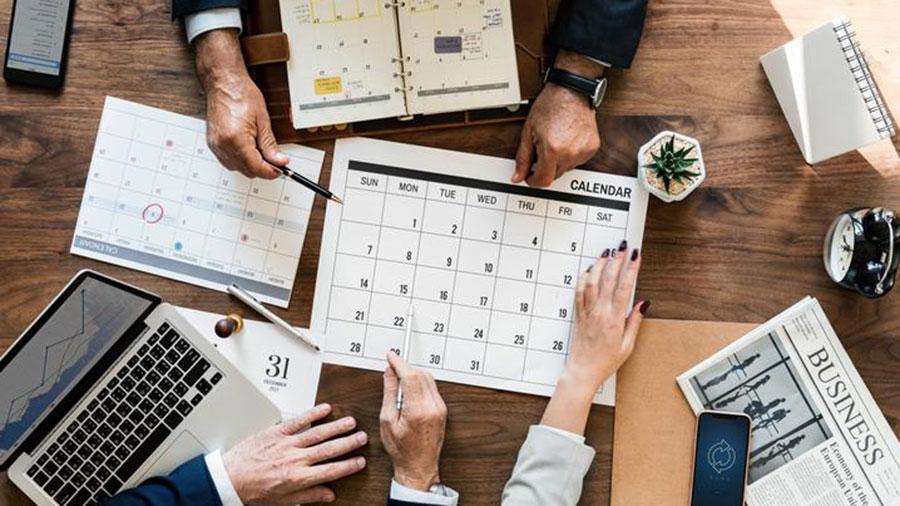 Профессиональный календарь бухгалтера