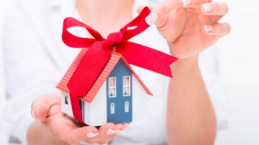 НДФЛ на подаренное имущество определяется исходя из кадастровой стоимости
